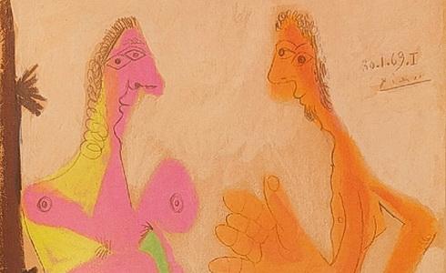 Giacometti - Picasso – Chirico