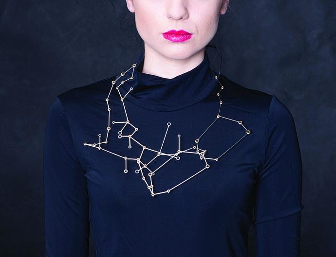 Jitka Nová (Hvězdná obloha – náhrdelník