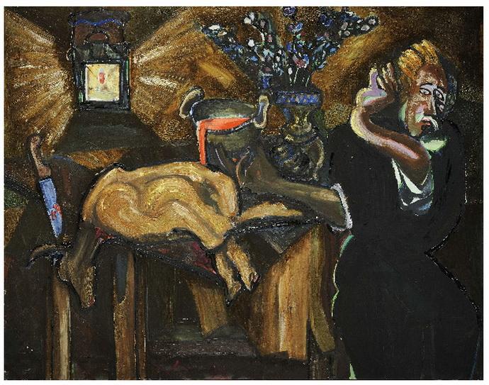 Emil Filla – Velikonoční oběť