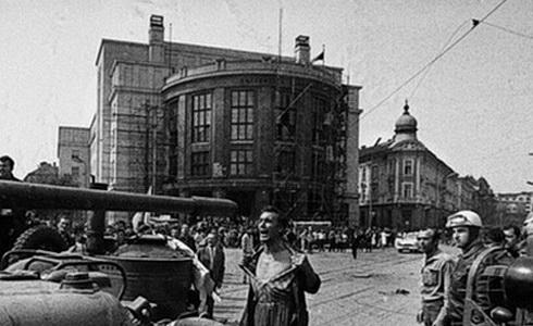 L. Bielik / Srpen 1968