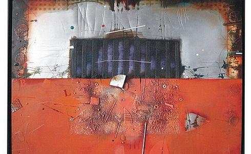 Siluety - výstava Vasila Teneva