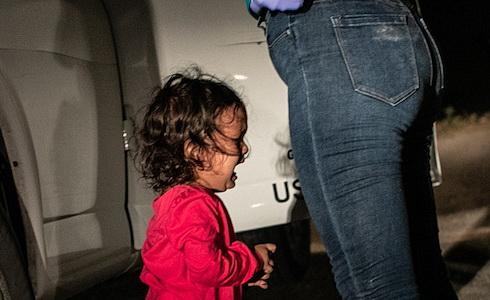 Honduraská dívenka (Fotografie roku)