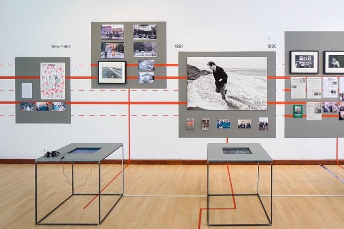 Karafiáty a samet / Umění a revoluce