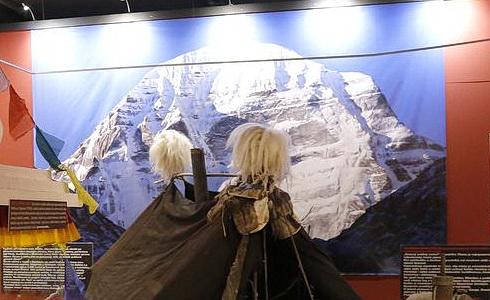 Tibet - posvátná hora Kailash