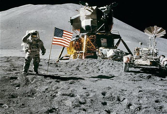 50 let na měsíci v Planetáriu Praha