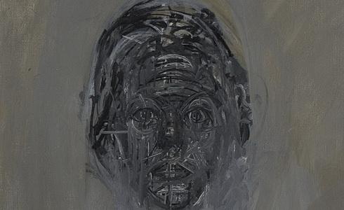 Alberto Giacometti, Černá Annette, 1962