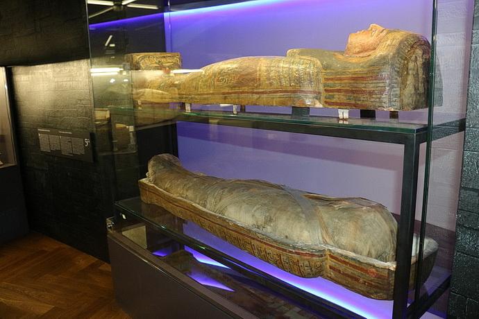 Tutanchamon RealExperience v Národním muzeu