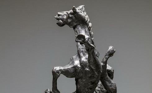 Emil Filla, Zápas Herakla s Diomédovým koněm, 1937, NGP