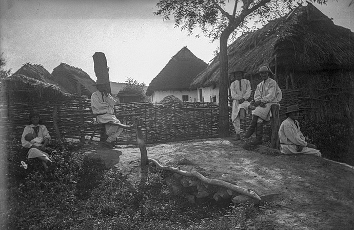 Stará Ukrajina Františka Řehoře