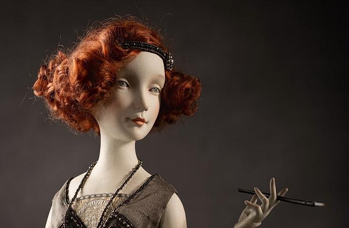 Doll Prague - Anastasia Jankovská