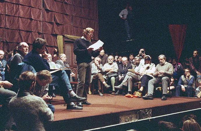 19. 11. 1989 (Foto: Jaroslav Kořán)
