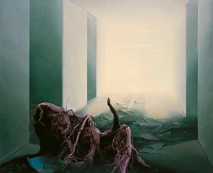 Pavel Nešleha - Vývrat (1981)