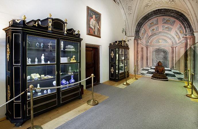 Kabinet kuriozit Strahovského kláštera