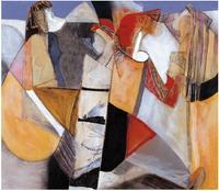 Bezstarostný den, 95x110, 2003, AOPK