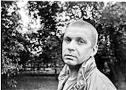 Básník Radek Fridrich