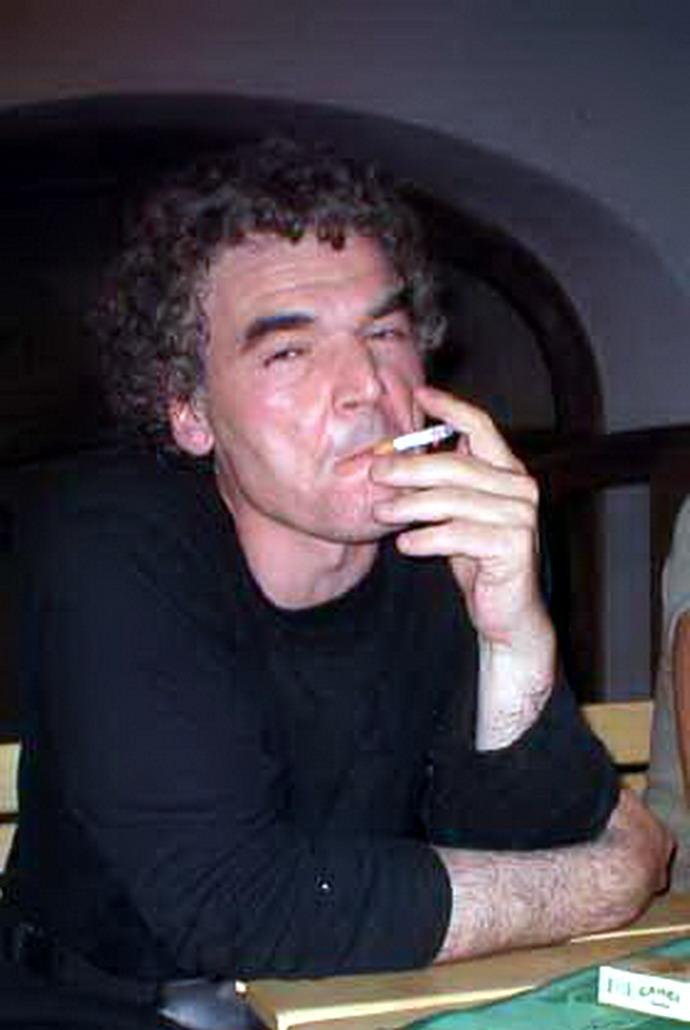 Spisovatel Patrik Ouředník