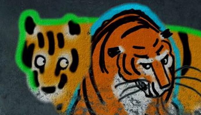 Libor Pixa: Graffitiger