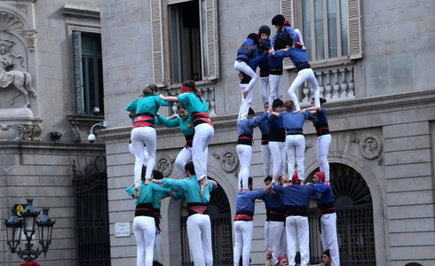 Lidské pyramidy