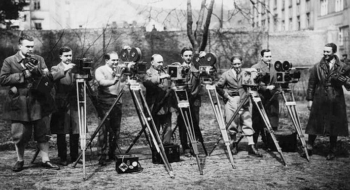 100 let Asociace českých kameramanů