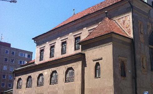 Kostel u sv. Anny, Praha - �i�kov