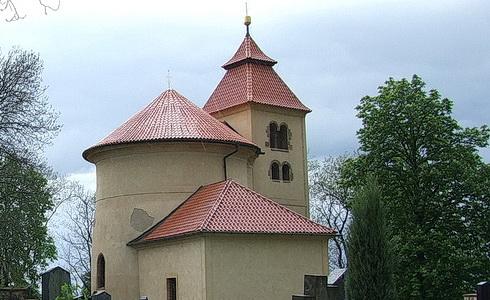 Budeč, kostel sv. Petra a Pavla