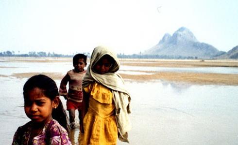 Cesta do Indie: Smíření