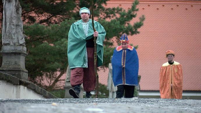 Naše tradice: Tři králové