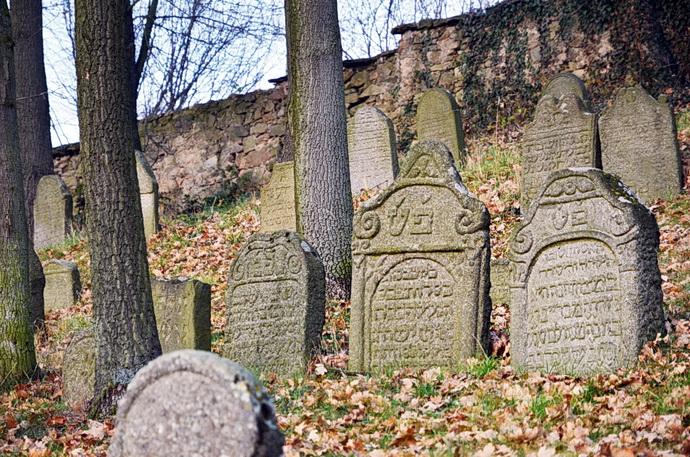 Znovuzrození židovského náměstíčka