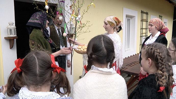 Cesty víry a Naše tradice Velikonoce