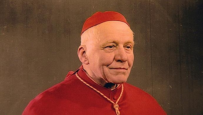 Kardinál Josef Beran