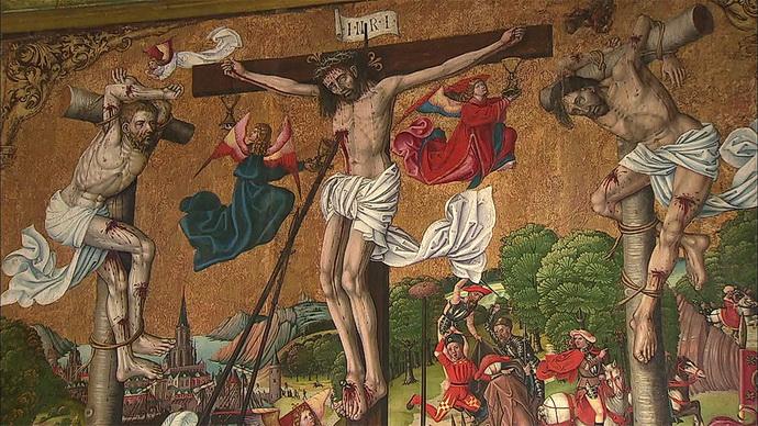 Poslední den Ježíše z Nazareta