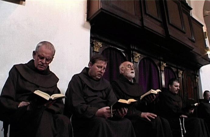 Zasvěcení: Františkáni