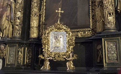 Chrám sv. Barbory - Pod ochranu tvou
