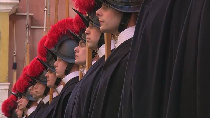 Tajemství Vatikánu: Opatrovat a chránit
