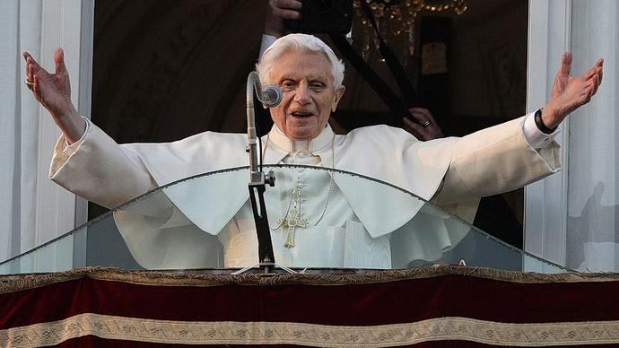 Rezignace papeže Benedikta XVI.