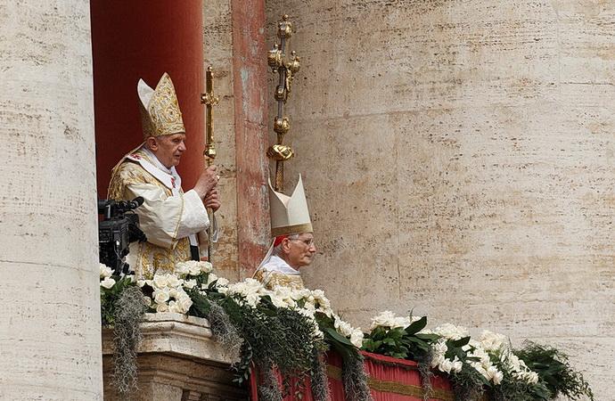 Papež – nejmocnější člověk na planetě