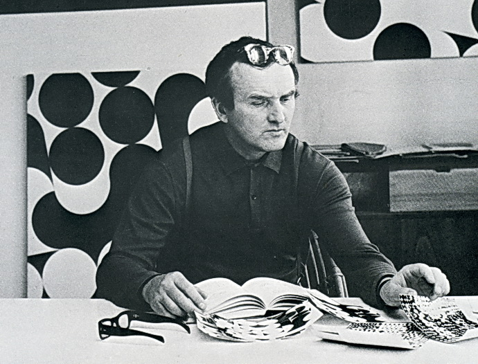 Zdeněk Sýkora na archivním snímku