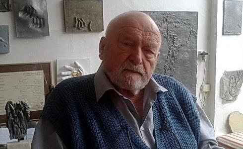 Sochař Olbram Zoubek