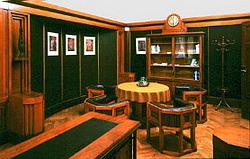 Městské muzeum v Hradci Králové - ředitelna