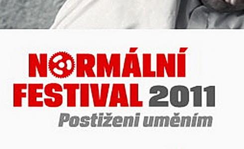 Normální festival 2011 – Postiženi uměním
