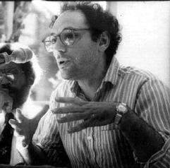 Básník Charles Bernstein