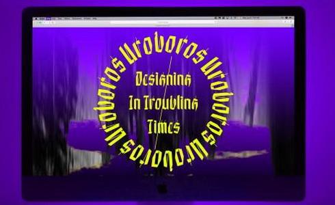 Grafickou stránku festivalu Uroboros vytváří Lenka Hámošová
