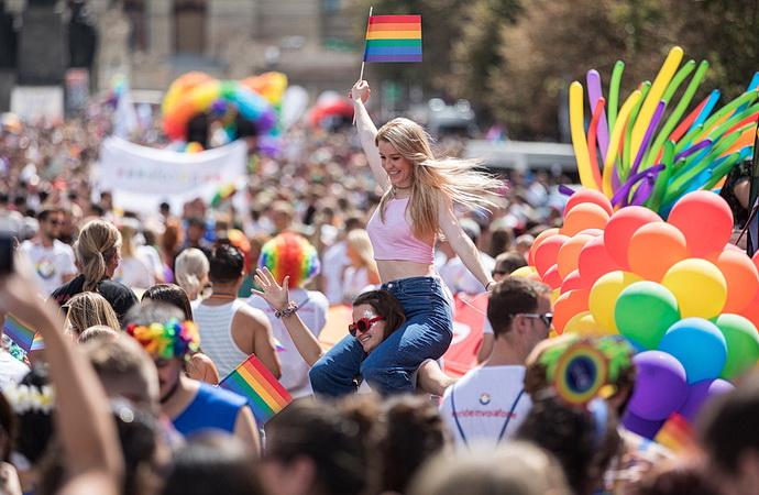 Festival Prague Pride (Zdroj: festival.praguepride.com)