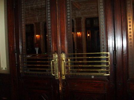 Dveře do divadla