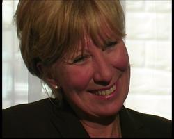 Dramatička Geraldine Aronová