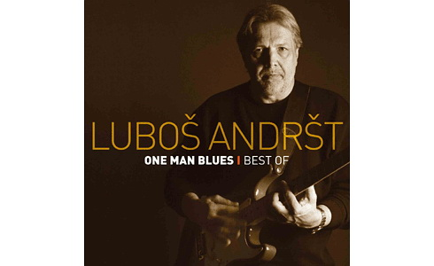 P�ebal CD One man blues (best of)