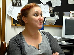 Režisérka Věra Herajtová