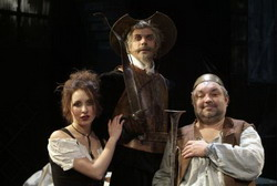 Muž z La Manchy (Divadlo Na Fidlovačce)