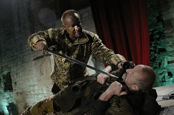 Z inscenace Othello