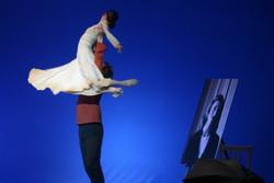 Choreografie - Keď umrieť znamená žiť